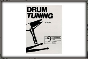 DRUM TUNING (BOOK) / LARRY NOLLY